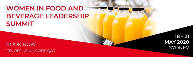Women In Food and Beverage Leadership Summit