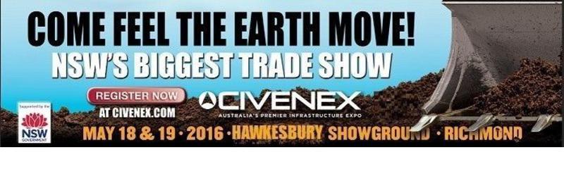 CIVENEX Expo 2016