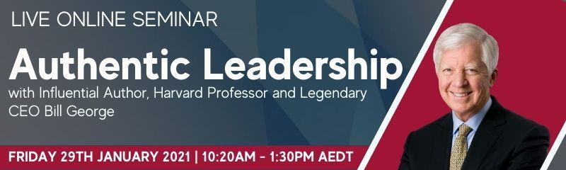 Authentic Leadership Online Seminar