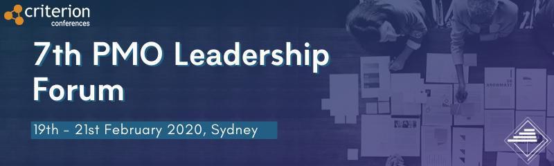 7th PMO Leadership Forum