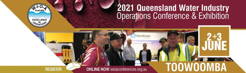 45th WIOA Queensland Water Industry Operations Conference and Exhibition
