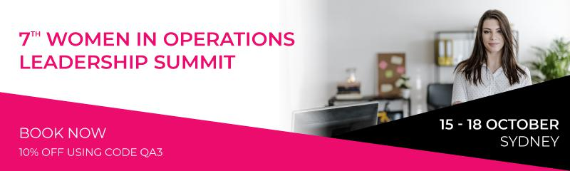 7th Women in Operations Leadership Summit