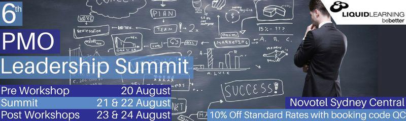 6th PMO Leadership Summit