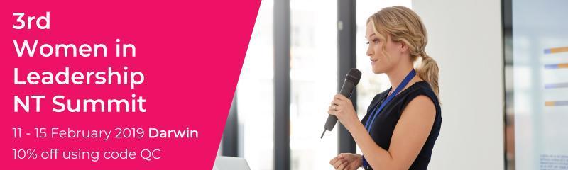3rd Women in Leadership NT Summit