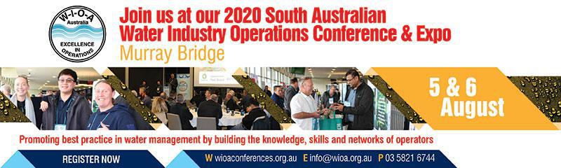 3rd WIOA South Australian Water Industry Operations Conference and Exhibition