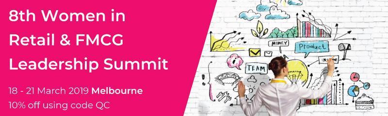 8th Women in Retail & FMCG Leadership Summit