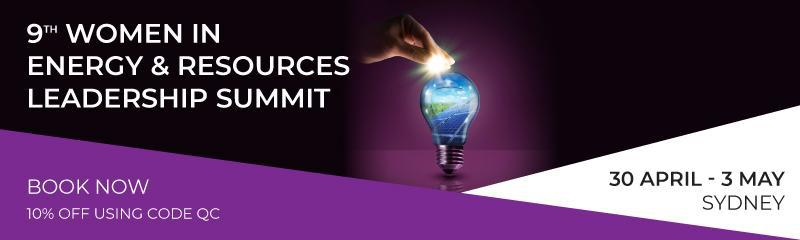 9th Women in Energy & Resources Leadership Summit
